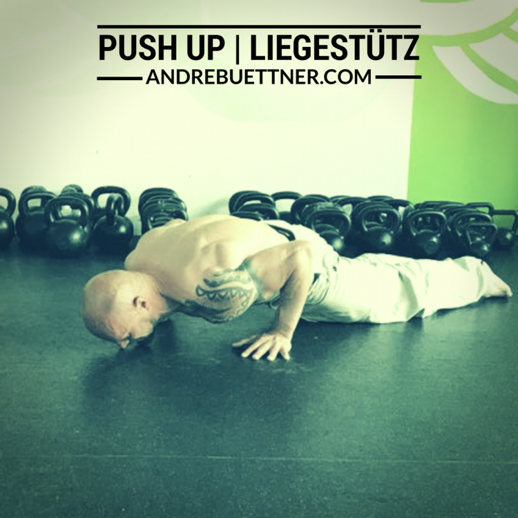 André Büttner Push Up