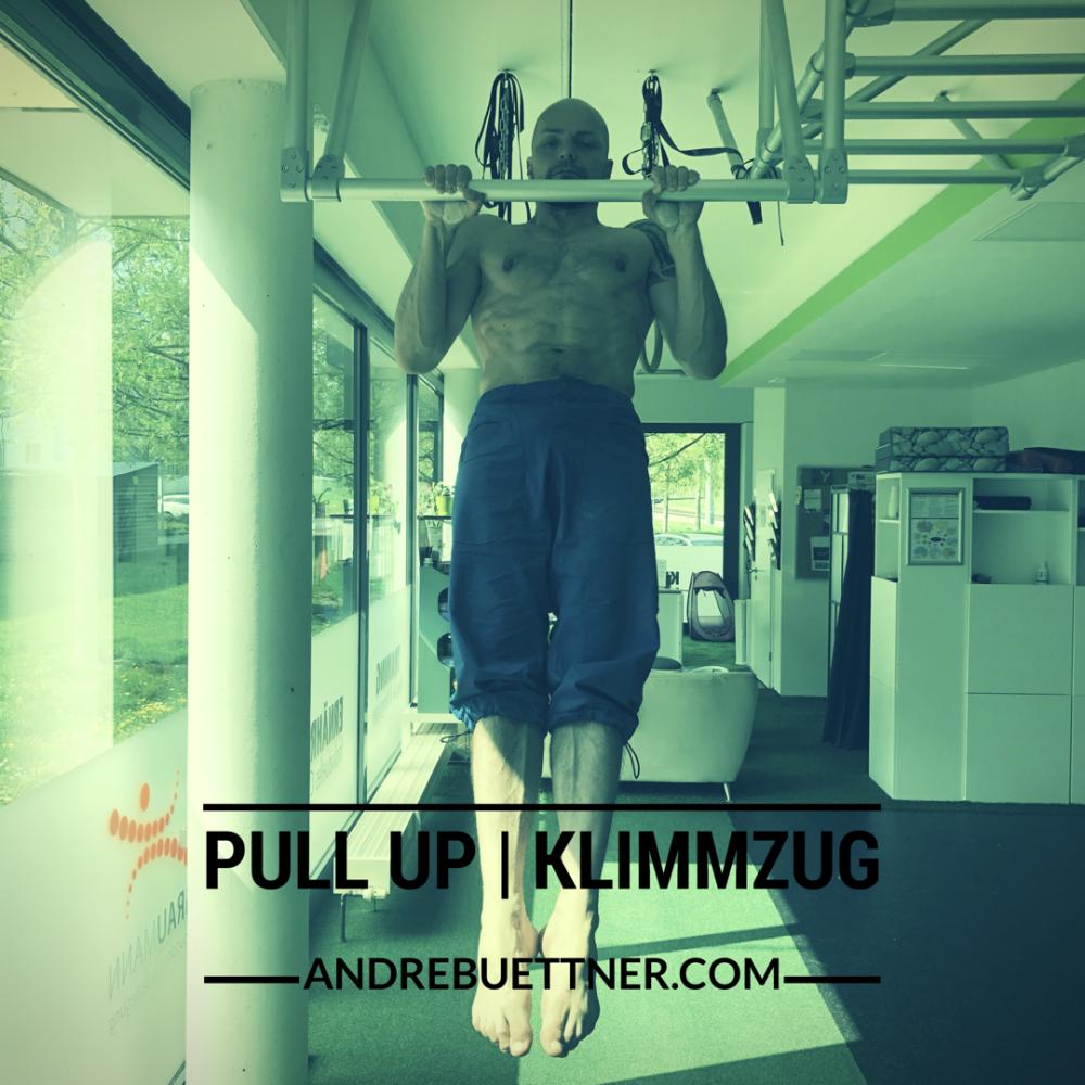 André Büttner - Hardstyle Pull Up